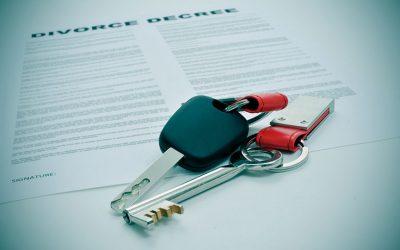 חלוקת רכוש בהליך גירושין