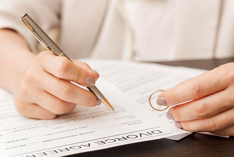 הסכם גירושין – בעד או נגד?